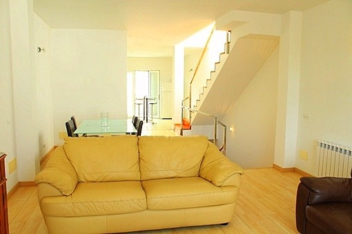 Modern Duplex apartment with many extras in the centre of Mahon