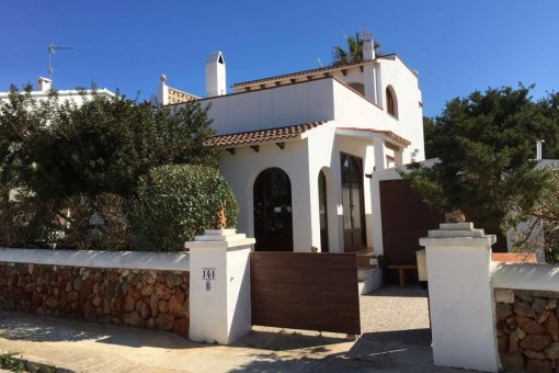 Lovely villa near to the beach in Cala Blanca