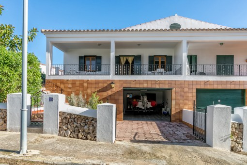 house in San Climente