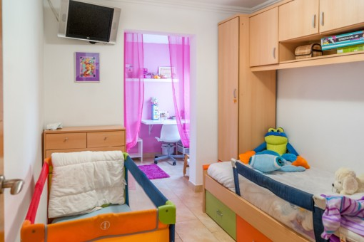 Further children´s room for the youngest
