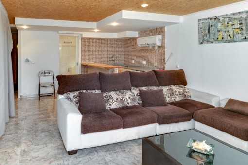 Fully equipped apartment for guests