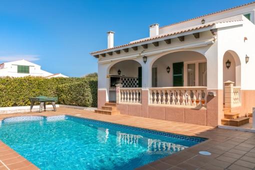 Wonderful family villa near to Torre del Ram