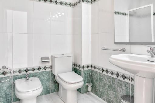 Friendly bathroom