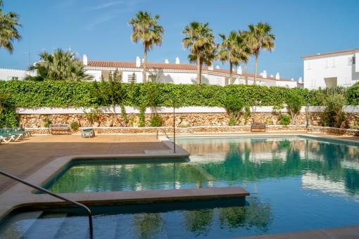 apartment in Es Castell