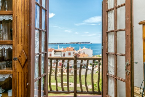 apartment in Playas de Fornells