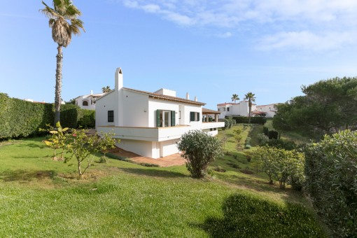 villa in Arenal den Castell Playa for sale
