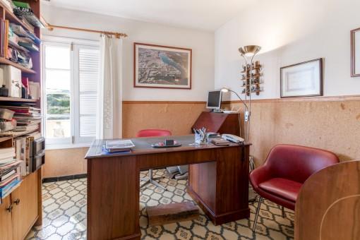 Working room or bedroom