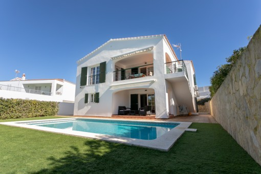 house in Cala Llonga