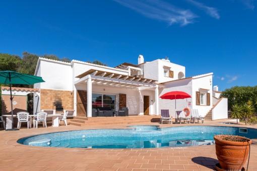 villa in Binibeca for sale