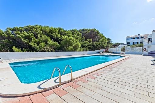villa in Arenal den Castell Playa