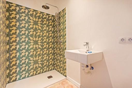 Lovely en suite bathroom