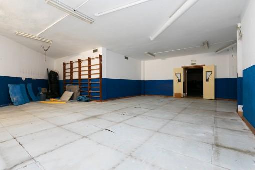 Hall Basement
