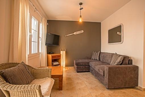Alternative living area view