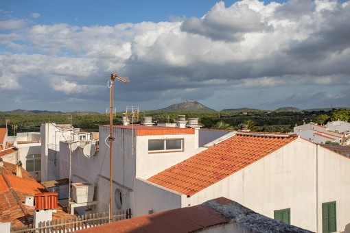 View to Monte Toro
